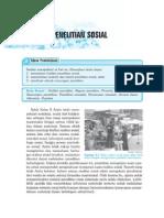 5. Desain Penelitian Sosial