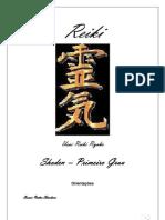 Usui Reiki Ryoho - Shoden - Primeiro Grau - 2011