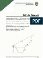 RESOLUCION DE EXAMEN DE MECANICA DE FLUIDOS II