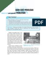 6. Pelaksanaan Dan Penulisan Laporan Penelitian