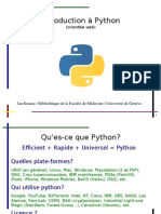 Keynote Python
