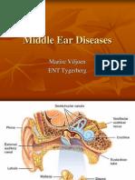 Middle Ear Diseases