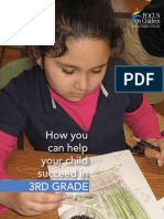 BPS Family Guides to Learning Grade 3