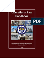 2011 Operational Law Handbook