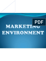 6 Marketing Environment