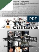 Filosofía- Cultura Sociologia-Tribus Urbanas (Once)