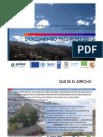Documento Pais Peru 2012