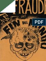 Carrera, Antonio - El Fraude Del Fin Del Mundo