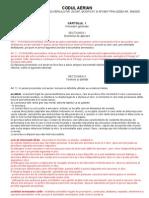 Codul Aerian Amendat Conform Legii 399_2005