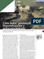 Caña dulce permacultura, bioconstrucción y autoconocimiento