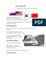 Resumen Guerra de Corea