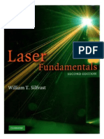 Laser Fundamentals William T. Silfvast