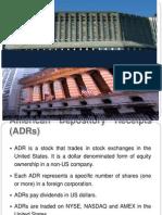 ADR & GDR