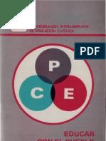Ciec - Educar Con El Pueblo Desde El Pueblo