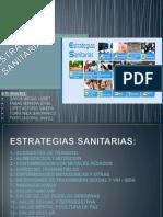 ESTRATEGIAS SANITARIAS 100%