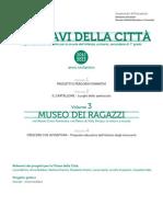 Le Chiavi della Città. Volume 3. Museo dei Ragazzi