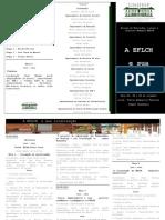 A EFLCH e sua Localização - Programação
