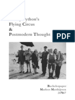 Monty Python and Postmodern Thought