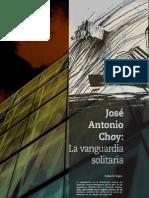 Jose Antonio Choy-La Vanguardia Solitaria