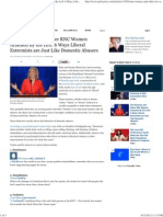 Ann Romney and Other RNC Women Attacked by the Left
