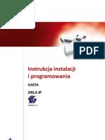 Dsc Drl3-Ip Ver1 Inst
