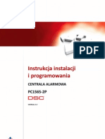DSC PC1565-2P v2 2 Inst+Ark