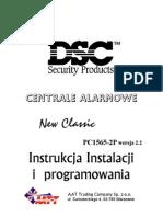 DSC Pc1565 Inst