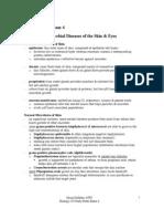 Microbio - Exam 4 review