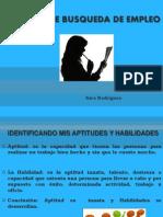 Presentacion de Tec. de Busq. de Empleo