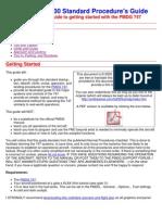 NormalProcedures PMDG B-747