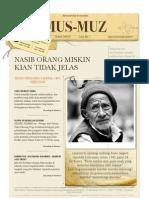 MUS-MUZ Edisi 1 / Syawal 1433H