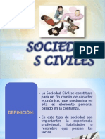 Diapos de Sociedad Civil