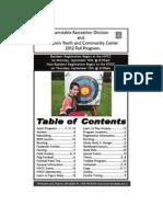 web fall 2012 brochure