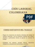 Situacion Laboral y Prestacional de Los Docentes en Colombia