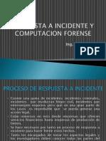 Respuesta a Incidente y Computacion Forense-cap1