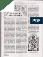 Jovan Majendorf-Po Pitanju Filiokve-A
