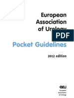 EAU Pocket Guidelines 2012