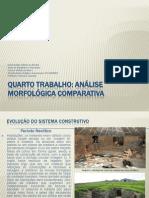 Analise Morfologica Comparativa Grécia
