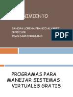 Programas Para Manejar Sistemas Virtuales Gratis Lorena
