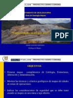 Mapeo Geològico en el Depòsito Cerro Corona_JSE