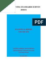 Statistical Report Vol1
