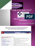 Hospital General 3 de Septiembre de 2012