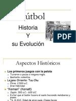 Historia y Evolución del fútbol
