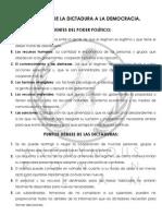 FUENTES DEL PODER POLÍTICO