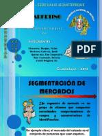 Segmentacion D Mercados