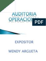 presetacion auditoria operacional