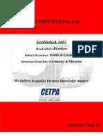 CETPA Profile
