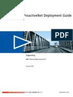 ProactiveNet Deployment Guide v8.5