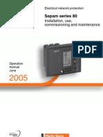 Manual SFT2841 Seped303003en