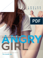 Confessions of an Angry Girl by Louise Rozett - Chapter Sampler